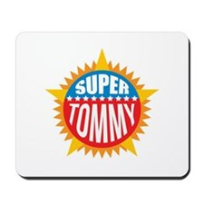 Super Tommy Mousepad