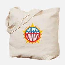 Super Tommy Tote Bag