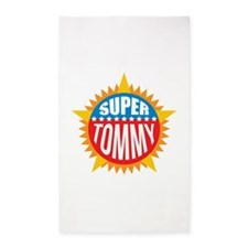 Super Tommy 3'x5' Area Rug