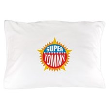 Super Tommy Pillow Case