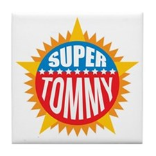 Super Tommy Tile Coaster
