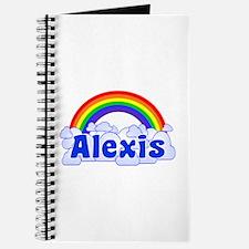 "'Alexis Rainbow"" Journal"