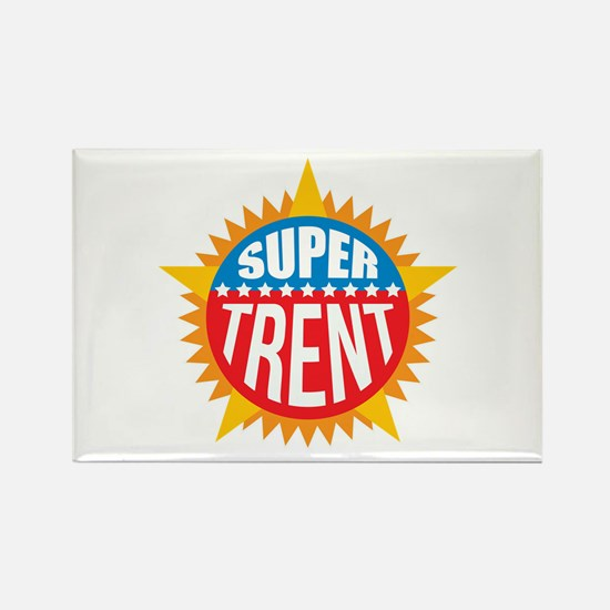 Super Trent Rectangle Magnet
