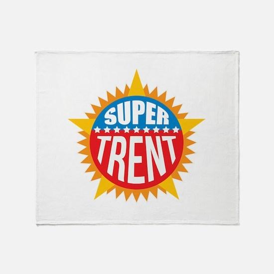 Super Trent Throw Blanket