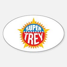 Super Trey Decal