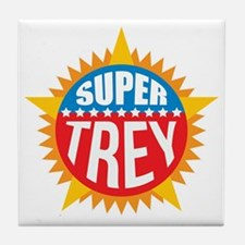 Super Trey Tile Coaster