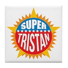 Super Tristan Tile Coaster