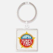 Super Tyree Keychains
