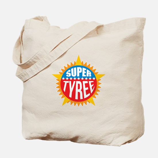 Super Tyree Tote Bag