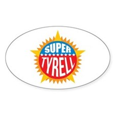 Super Tyrell Decal