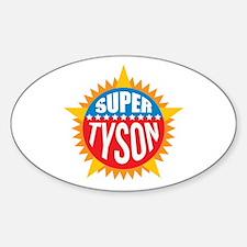 Super Tyson Decal