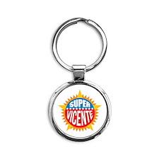 Super Vicente Keychains