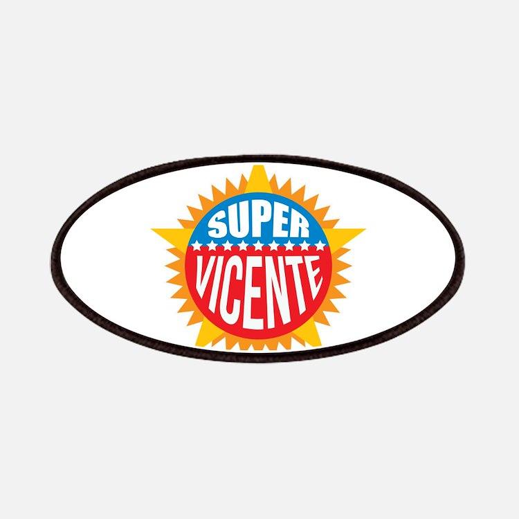 Super Vicente Patches