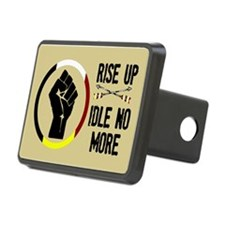Rise Up - Idle No More Hitch Cover