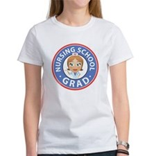 Nursing School Grad Tee