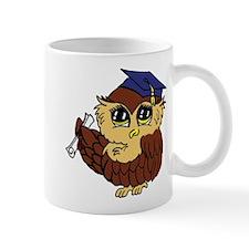 Graduating Owl Mug
