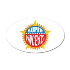 Super Vincenzo Wall Decal