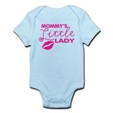 Mommys Little Lady Body Suit