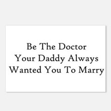 Be The Doctor Postcards (Package of 8)