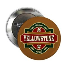 """Yellowstone Old Label 2.25"""" Button"""