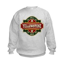 Yellowstone Old Label Sweatshirt