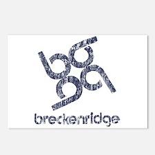 Vintage Breckenridge Postcards (Package of 8)