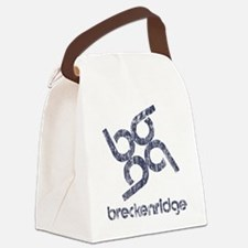 Vintage Breckenridge Canvas Lunch Bag