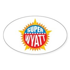 Super Wyatt Decal