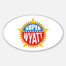 Super Wyatt Decal