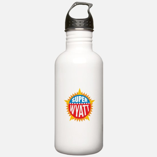 Super Wyatt Water Bottle
