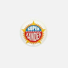 Super Xander Mini Button