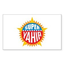Super Yahir Decal