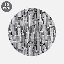 Big City 3.5 Button (10 pack)