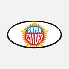 Super Zander Patches