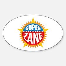 Super Zane Decal