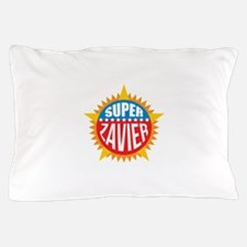 Super Zavier Pillow Case