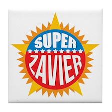 Super Zavier Tile Coaster
