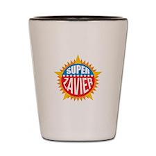 Super Zavier Shot Glass