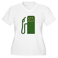 Algoil Plus Size T-Shirt
