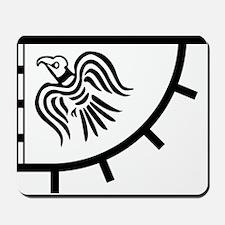 Gunnhrafn Logo Mousepad