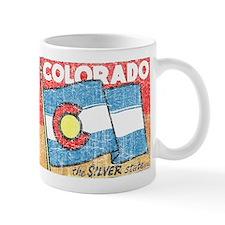 Vintage Colorado Mug