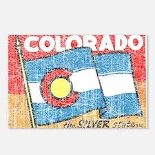 Vintage Colorado Postcards (Package of 8)