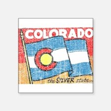 Vintage Colorado Sticker