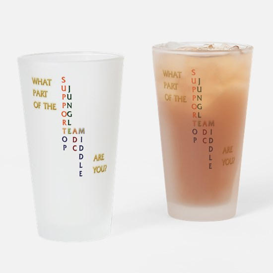 Funny League of legends Drinking Glass