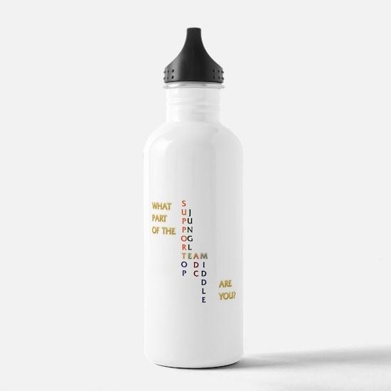 Unique League of legends Water Bottle