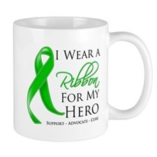 Ribbon Hero MITO Awareness Mug
