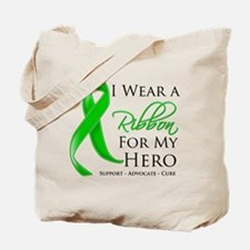 Ribbon Hero MITO Awareness Tote Bag