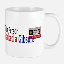 I hacked a gibson Mug