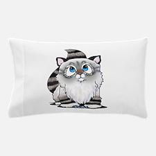 Cutieface Kitten: Ragdoll Pillow Case