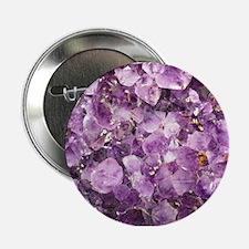 "Beautiful Photo of Purple Amethyst Crystals 2.25"""